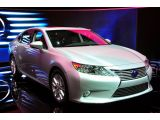 2013 Lexus ES: New York 2012