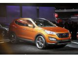 2013 Hyundai Santa Fe Sport: New York 2012
