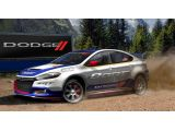 2013 Dodge Dart Rally Car with Travis Pastrana