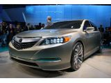 Acura RLX Concept: New York 2012