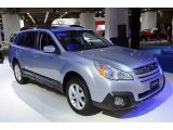 2013 Subaru Outback: New York 2012