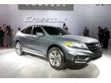 2013 Honda Crosstour Concept: New York 2012