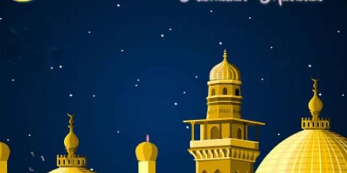 Ramazana özel duvar kağıtları