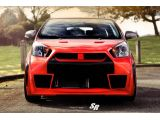 Scion iQ Project Pryzm by SR Auto