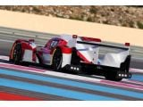 Toyota TS030 HYBRID crashes during testing