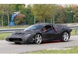 Ferrari F70 Enzo test mule