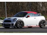 Mini Coupe GP spy shots