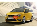 Seat Ibiza Cupra facelift images leaked