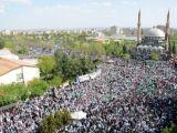 Diyarbakır böyle kalabalık görmedi!