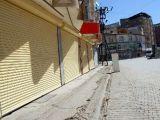 PKK tehdit etti kepenkler açılmadı