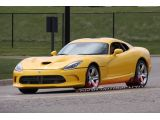 2013 SRT Viper in Yellow: Spy Shots