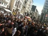 Beyoğlu'nda 'Şehir Tiyatroları' eylemi!