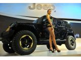 Jeep Wrangler Dragon Design Concept: Beijing 2012