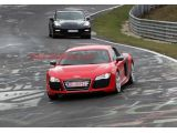 Audi R8 E-Tron caught lapping Nürburgring
