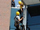 Greenpeace üyeleri, Ankara'da eylem