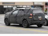 2014 Acura MDX spied for the first time