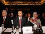 Kılıçdaroğlu, Arap Baharı toplantısında konuştu