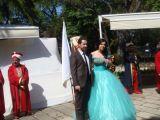 Osmanlı hanedanları nişanda buluştu!