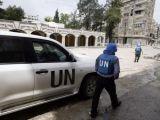 BM gözlemci heyeti Humus'ta