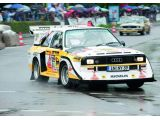 Audi Sport Quattro replica at Isle of Man