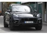 2014 Porsche Macan spied for the first time