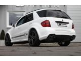 Prior Design introduces new styling package for Mercedes M-Class (W164)