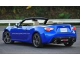 Toyota GT 86 / Scion FR-S convertible approved for production, other var