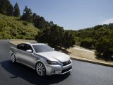 2012 Lexus GS 450h features 254kW Atkinson cycle hybrid drivetrain