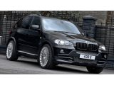 2012 Kahn BMW X5 5S 3.OD offers luxury interior and sportier ride