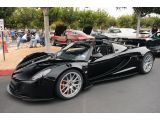 Hennessey Venom GT Spyder at Cars & Coffee