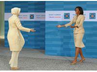 """""""First lady""""ler mutfağa girdi!"""
