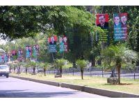Pakistan caddelerini Erdoğan süsledi
