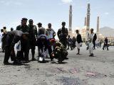 Yemen'den tüyler ürperten kareler