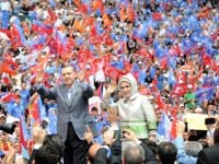 Türkiye böyle kongre görmedi
