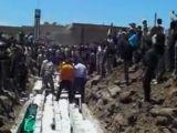 Suriye'de bir katliam daha