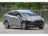 2014 Ford Fiesta Spy