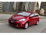 2012 Toyota Prius V, Camry and Sienna selected as Best Family Cars