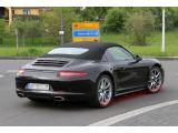 Type 991 Porsche 911 Targa Spy