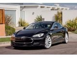 First Tesla Model S delivered