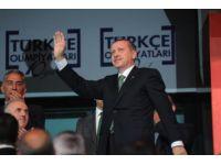 Başbakan Erdoğan 10. Türkçe Olimpiyatlarında