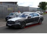 Spy Shots: Mercedes-Benz S-Class AMG