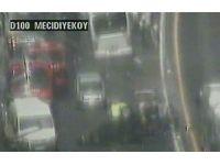 İstanbul'da feci metrobüs kazası!