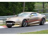 Spy Shots: Aston Martin AM 310 Vanquish