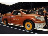 Custom 2011 Toyota Tundra: Barrett-Jackson OC 2012