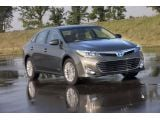 2013 Toyota Avalon gets 268hp V6 and hybrid engine