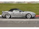 Jaguar F-Type R spied on Nurburgring