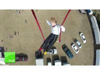 500 metre yüksekte ölümle dans