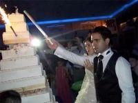 Şehit pilotun düğün albümü