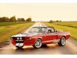 Classic Recreations present '67 Shelby GT500CR Convertible with 780