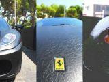 Ferrari'ye Fransız tasarım